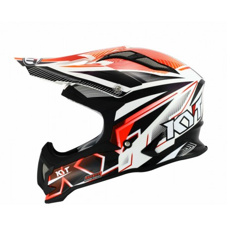 cross helm Kyt Ultra licht !!!!